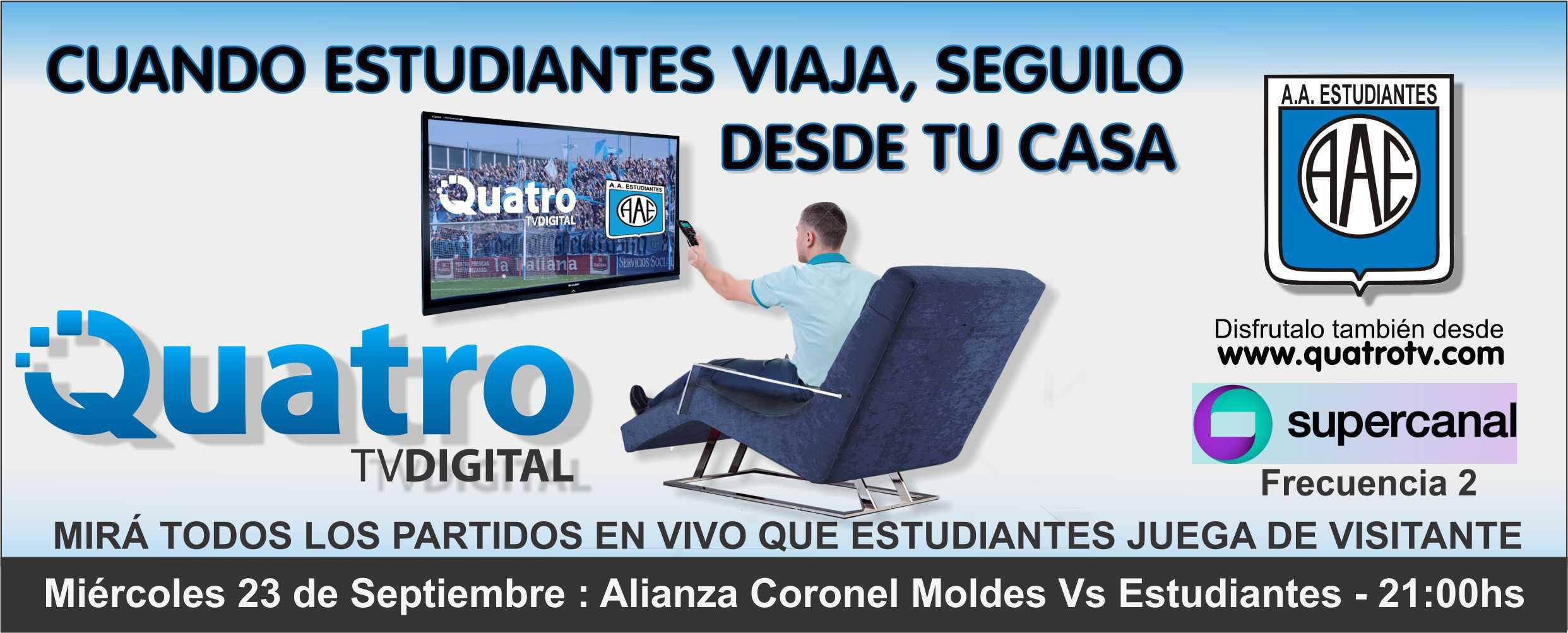 Aviso Diario Puntal | Quatro TV - Televisión Digital Río Cuarto