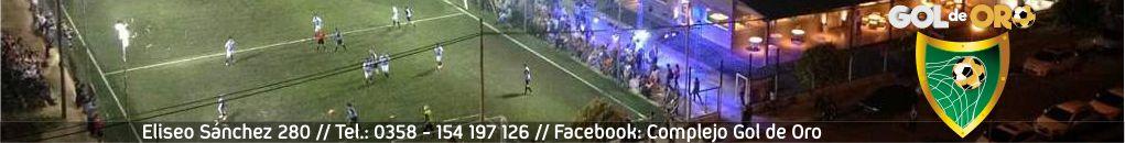 Banner Gol de Oro
