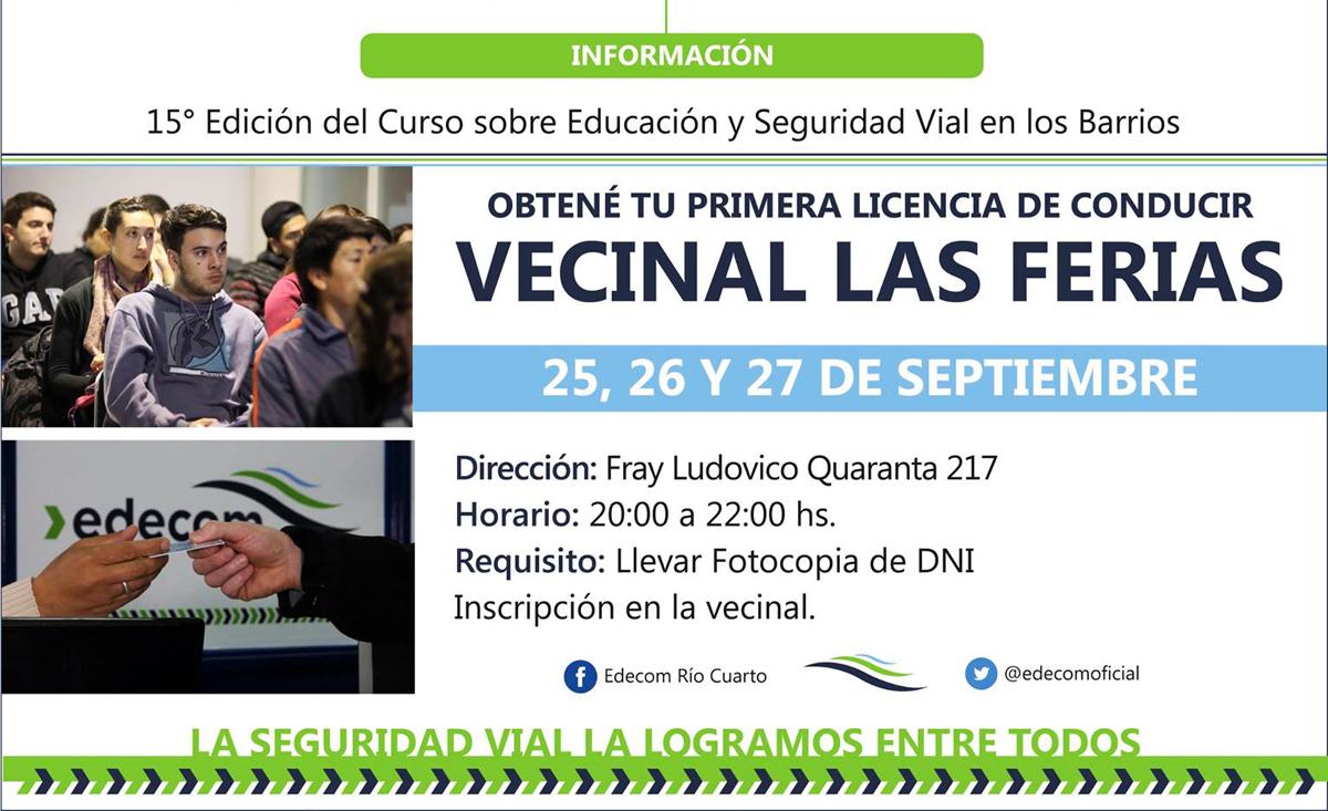 Licencia De Conducir Digital: Curso Para El Carnet De Conducir En Las Ferias