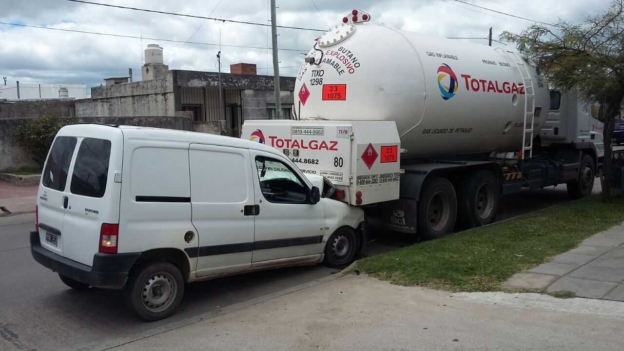 Resultado de imagen para transporte de gas choco