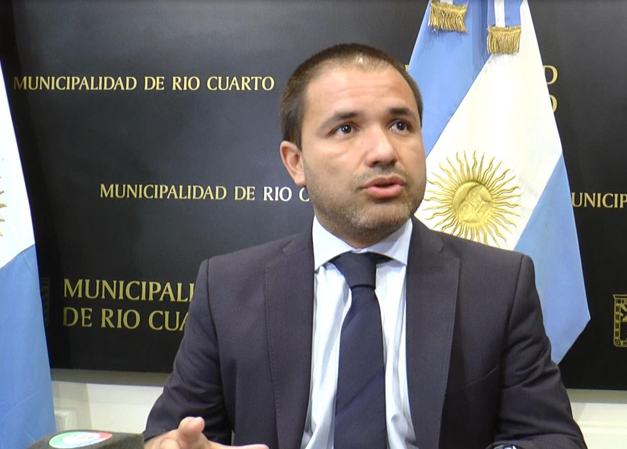 Resultado de imagen para mauricio dova secretario de gobierno municipal